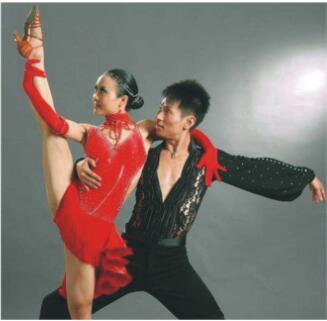 恰恰舞教学