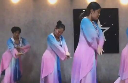 中国舞千年一叹