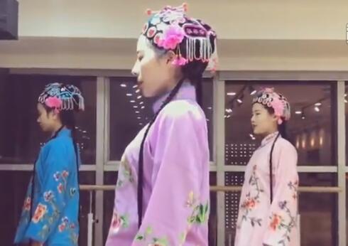 陕西中国舞教学