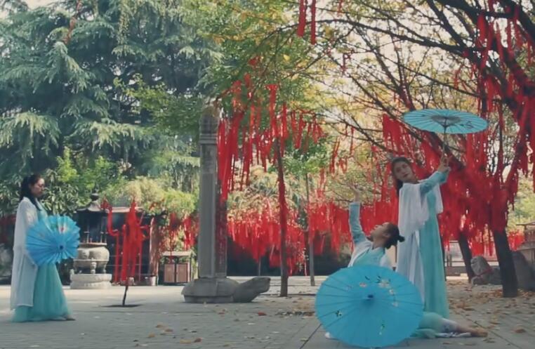 中国舞《风筝误》