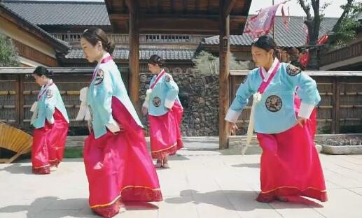民族舞阿里郎(朝鲜)