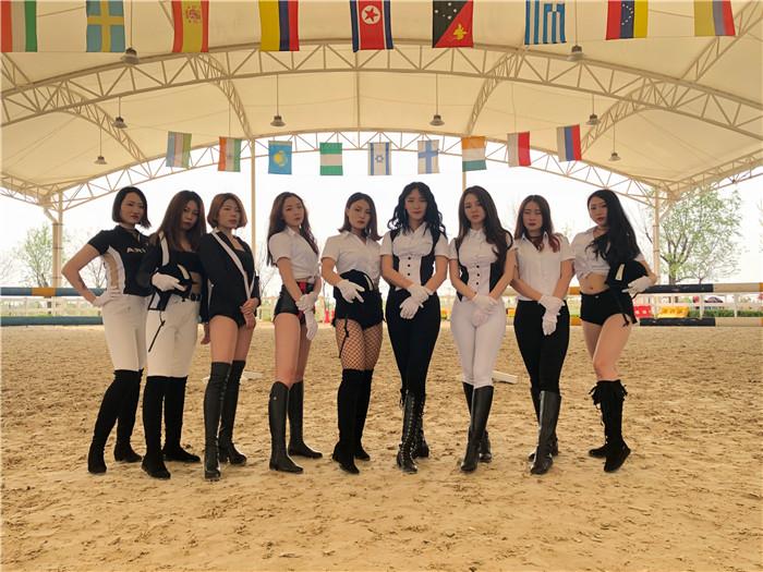 舞星级舞蹈培训服务团队