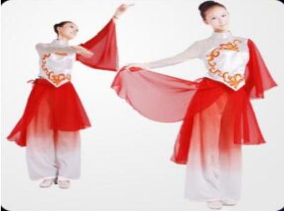 西安民族舞培训