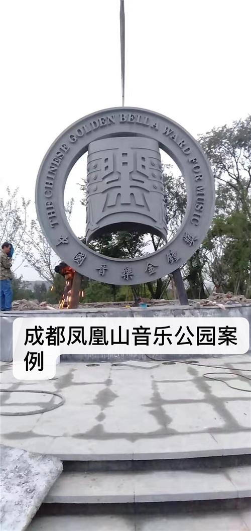 四川玻璃钢雕塑厂家案例