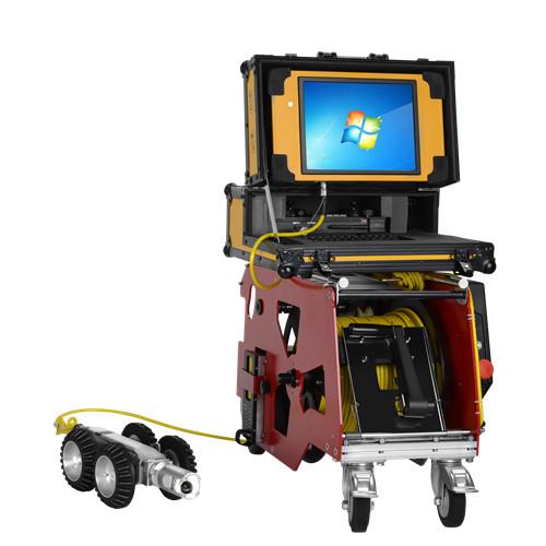 管道机器人SINGA100检测225mm雨水管网