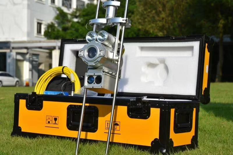 无线高清潜望镜检测效果展示