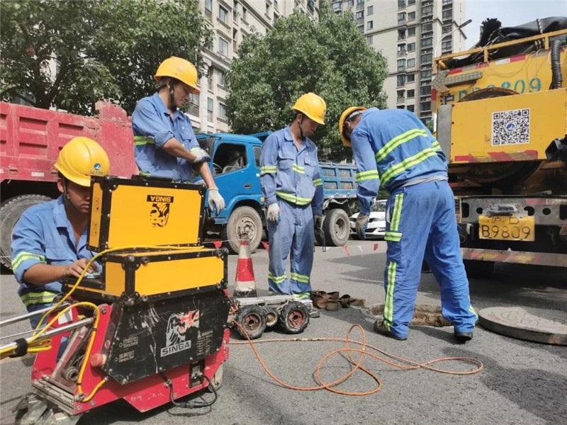 北京管道机器人价格