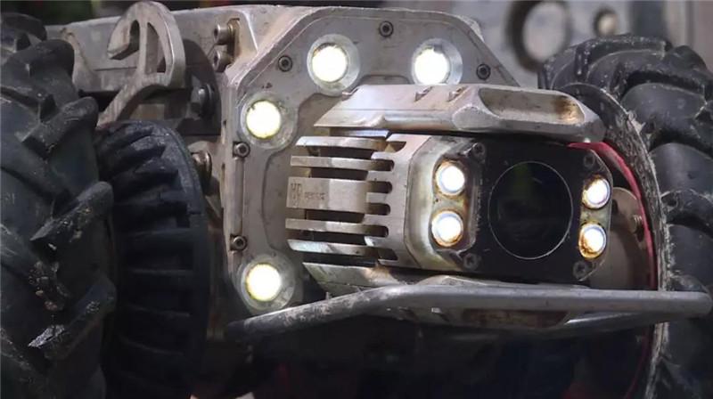 河南管道机器人