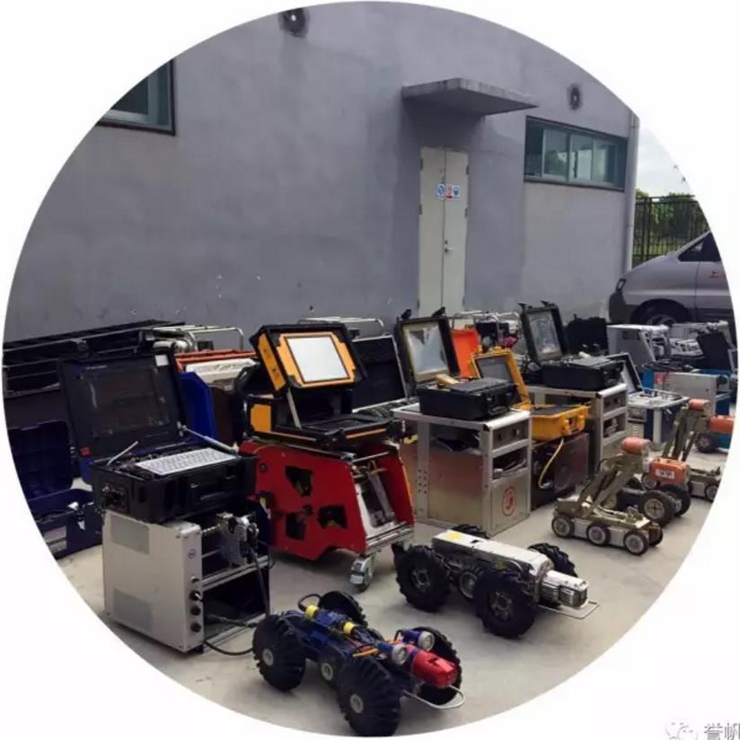 河南管道机器人销售