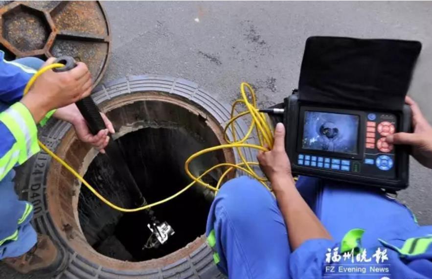 河南管道机器人租赁