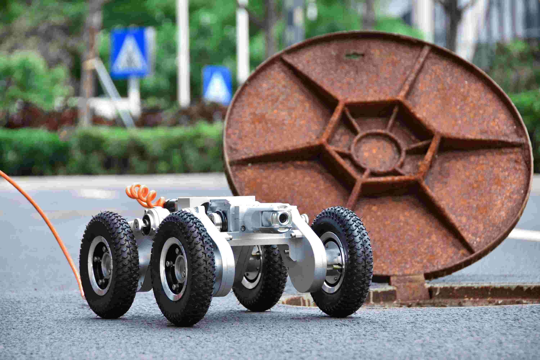 管道检测机器人SINGA100D