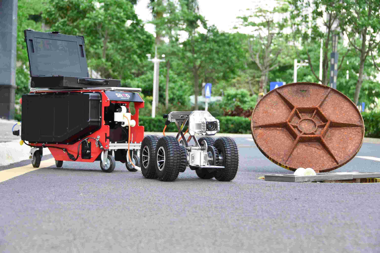 郑州管道检测机器人S200