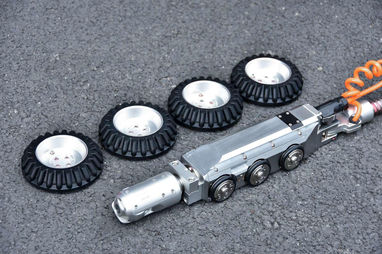 北京施罗德管道机器人S100