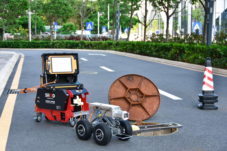 深圳管道检测机器人