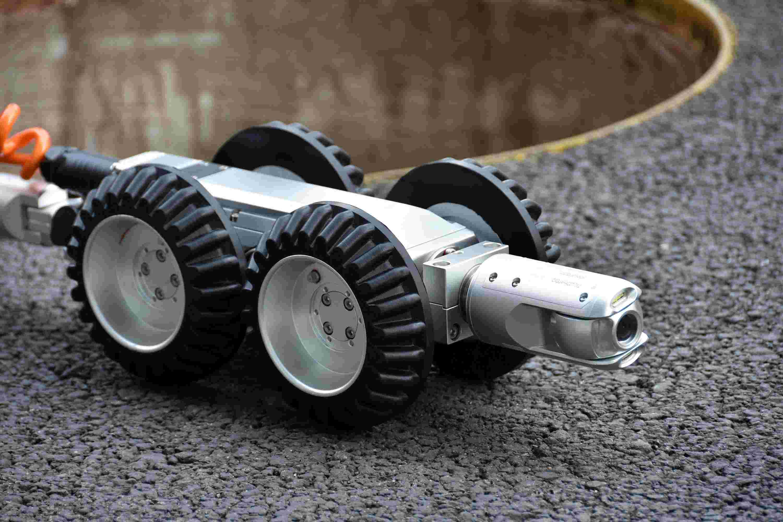 管道检测机器人SINGA100