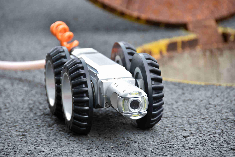 西安管道检测机器人