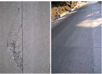 河南混凝土路面修补料案例