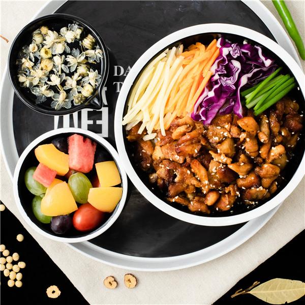 稻粔茶泡饭