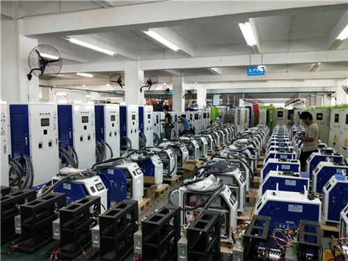 河南電動車充電樁