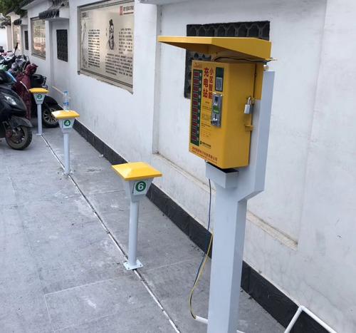 河南小区充电站公司