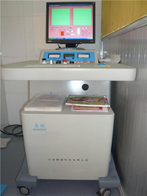 热疗微机控制台