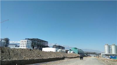三门峡空心桨叶干燥机案例:新疆乌苏凯赛生物