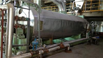 三门峡干燥设备使用案例:浙江金华永和氟化项目