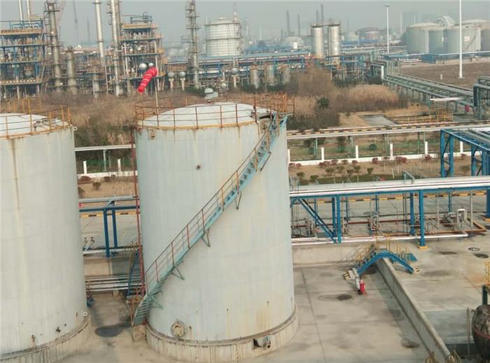 干燥设备案例:江苏淮安清江石化