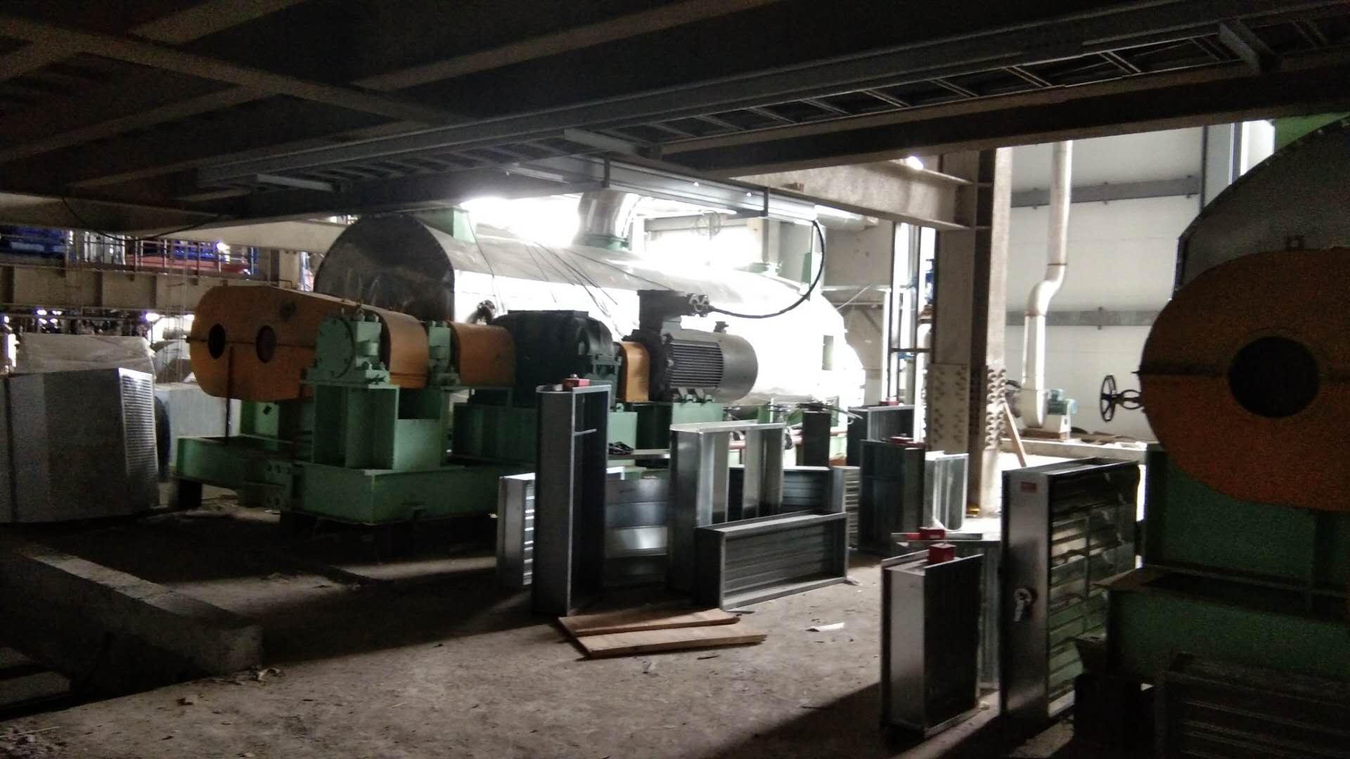 三门峡空心桨叶干燥机企业相册