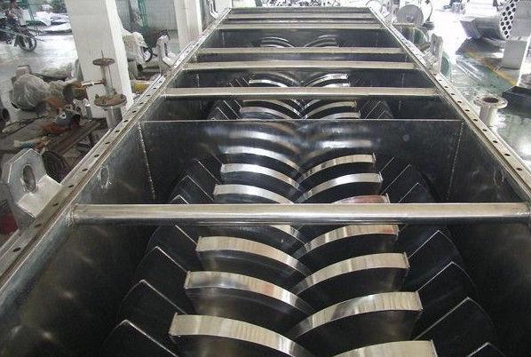 关于空心桨叶干燥机在进行造型的时候需要考虑哪些因素