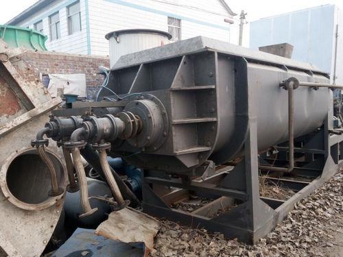 影响空心桨叶干燥机被腐蚀的因素有这四点你知道吗?