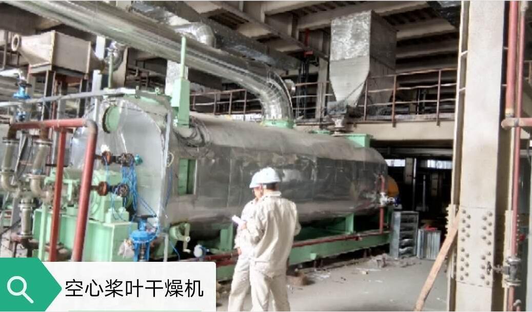 空心桨叶干燥机厂家