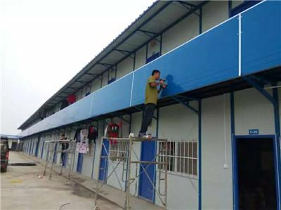 轻钢活动房建筑结构使用的镀锌钢板抗腐蚀性能优异经久耐用