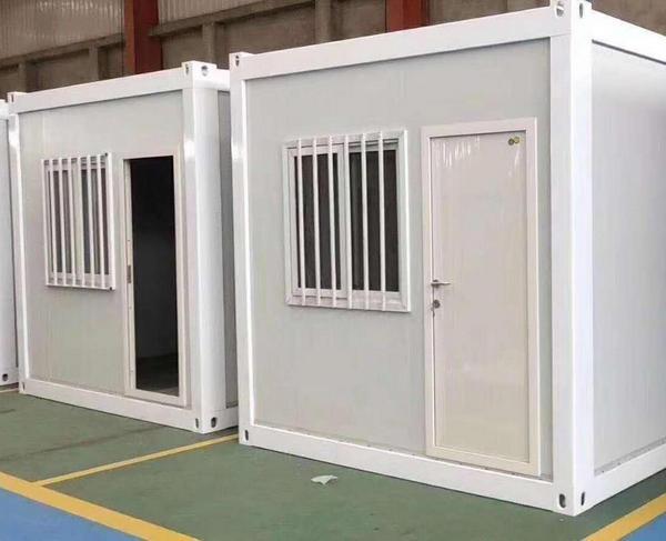 河南集装箱房造型设计原则有哪些?