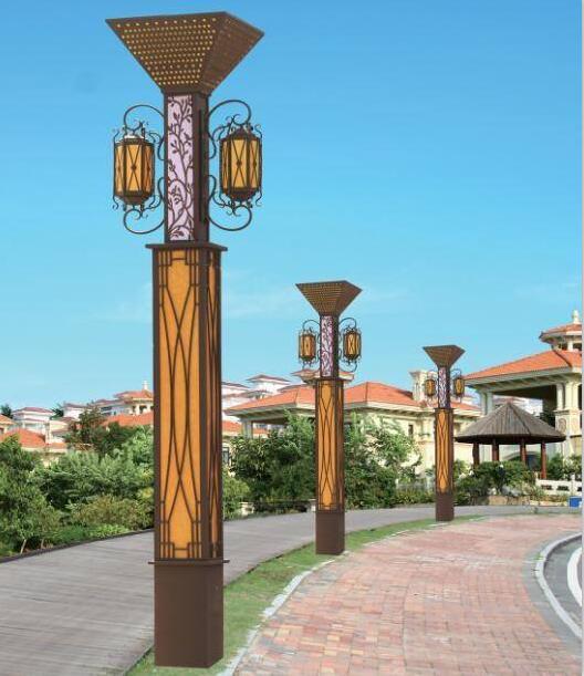 四川景观灯设计