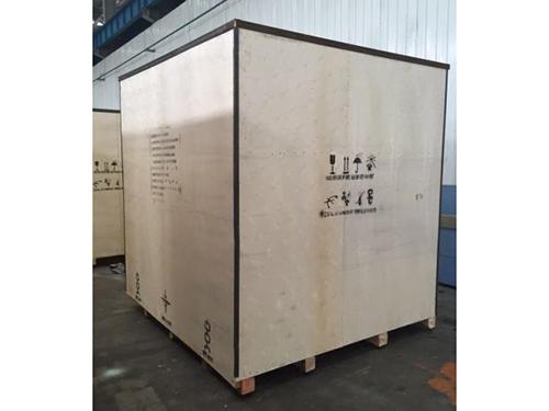成都大型设备包装厂家成功案例