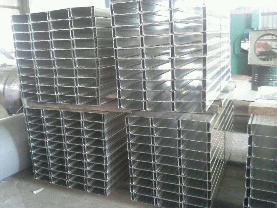 呼和浩特市钢结构镀锌檩条