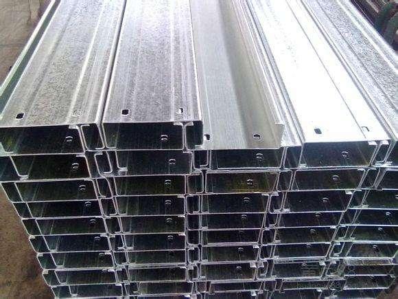 呼和浩特钢结构——CZ型钢檩条