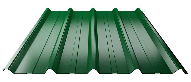 呼和浩特彩钢板——彩色压型钢板