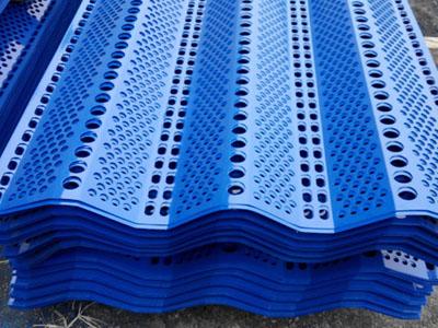 呼市钢构彩板——挡风抑尘板