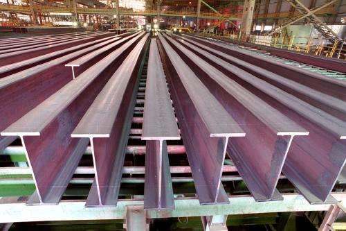 呼和浩特市钢结构——高频焊接H型钢