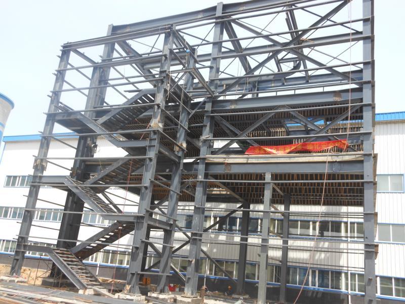 呼和浩特市钢结构与薛家湾神华准能合作