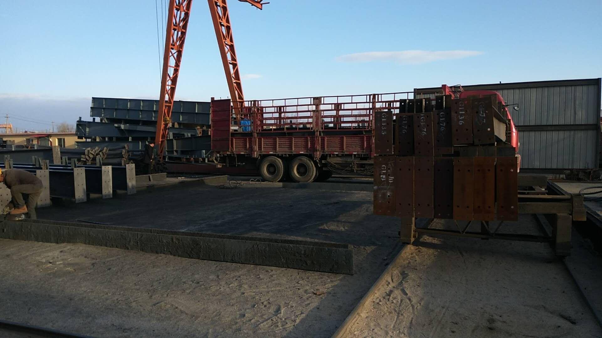 呼和浩特市钢结构加工厂