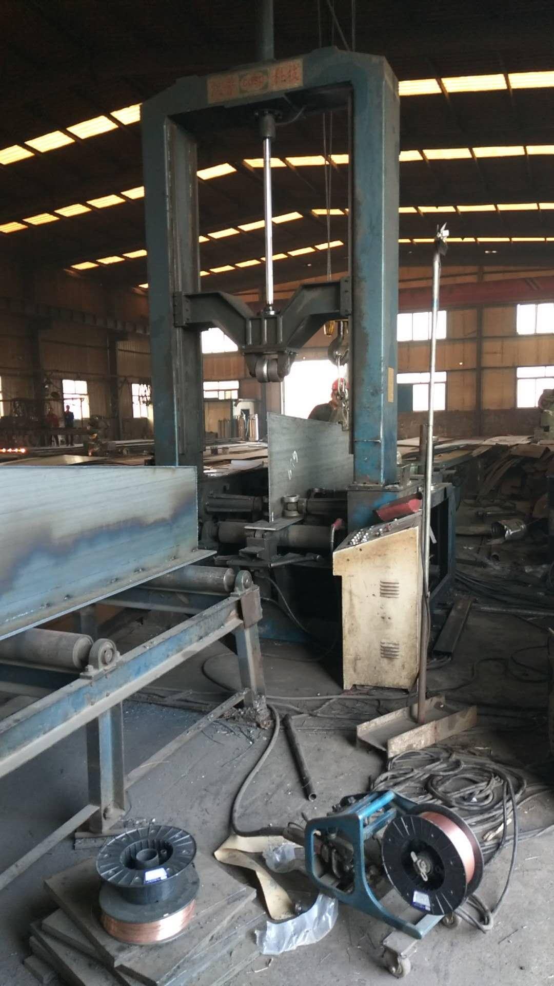 H型呼和浩特市钢结构组立机