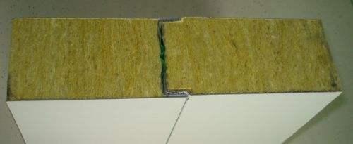 呼市外墙岩棉彩钢板