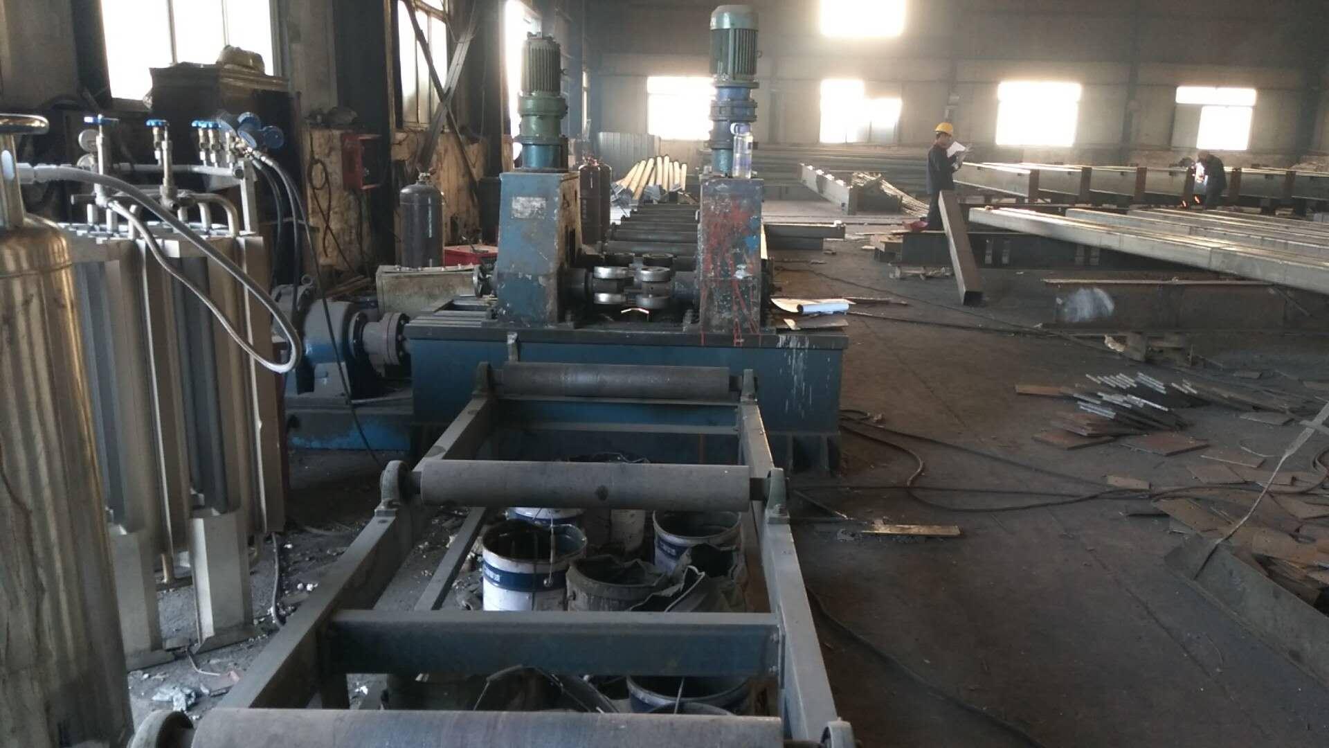 呼和浩特市钢结构矫正机