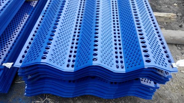 防风抑尘网作用