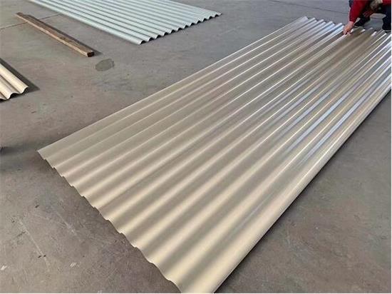 呼和浩特市彩钢板定制加工成品图