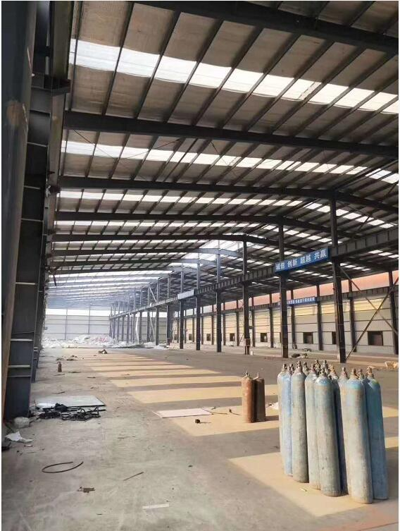 汇鑫呼和浩特市钢结构工程