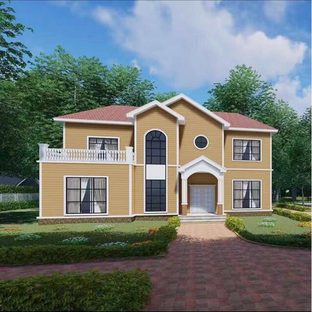 钢结构住宅别墅